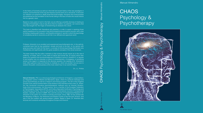 New Book By Manuel Almendro: Chaos Psychology & Psychotherapy  Texas (USA)