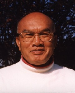Dhiravamsa, maestro de la tradición therevada. Tailandia