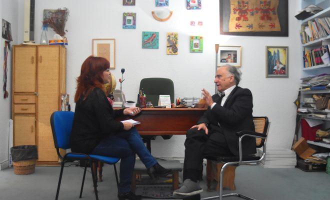 """""""La Vida Es La Gran Aventura De La Consciencia"""". Entrevista A Manuel Almendro En La Página Cultural Mi Cinexin."""