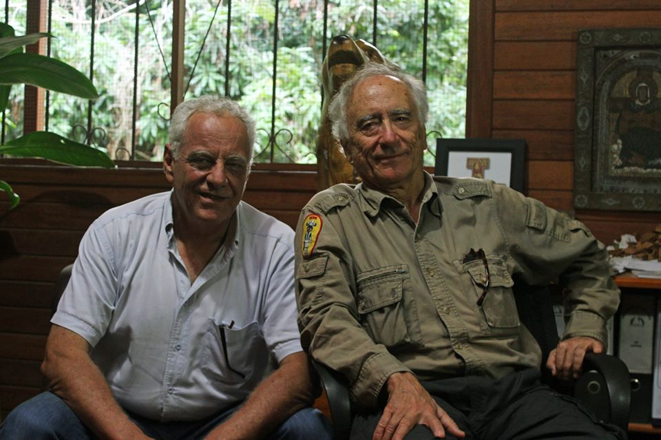 Jacques Mabit Y Manuel Almendro