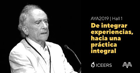 Manuel Almendro En El World Ayahuasca Conference